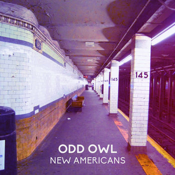New Americans cover art