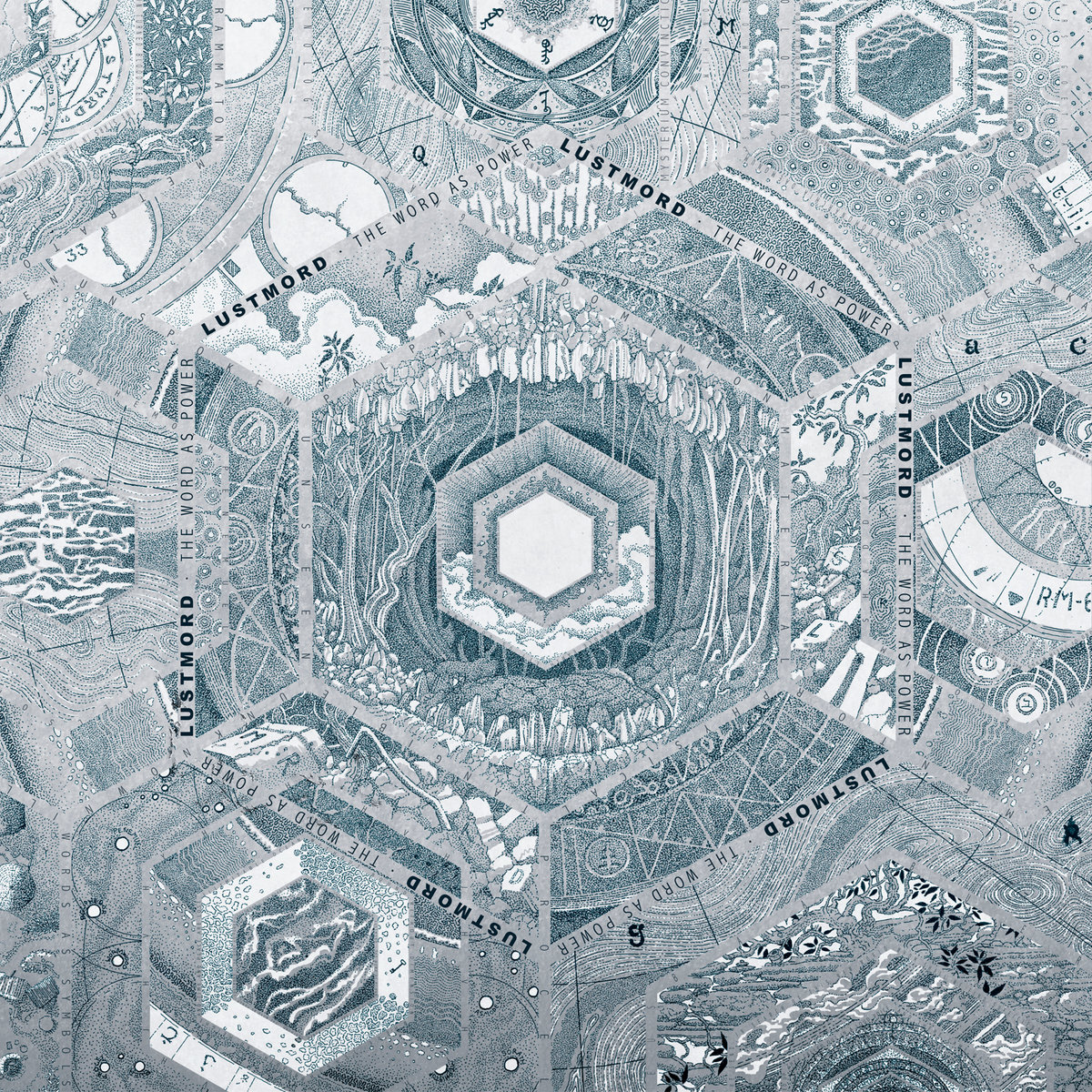 Lustmord - The Word As Power artwork