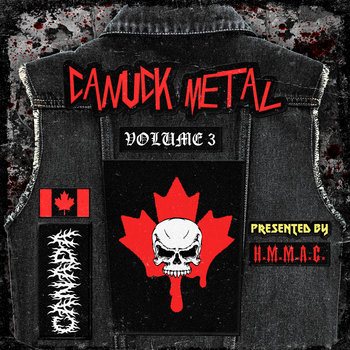 Canuck Metal Vol. 3 cover art