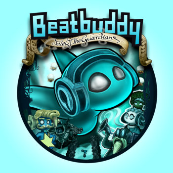 Beatbuddy OST cover art