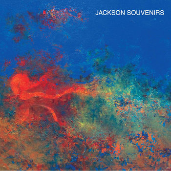 Jackson Souvenirs - LP cover art