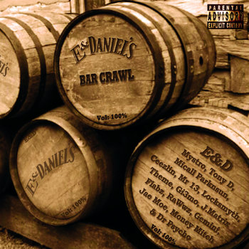Bar Crawl cover art
