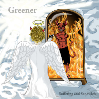 Greener cover art