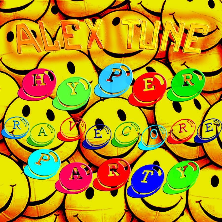 hyper ravercore party