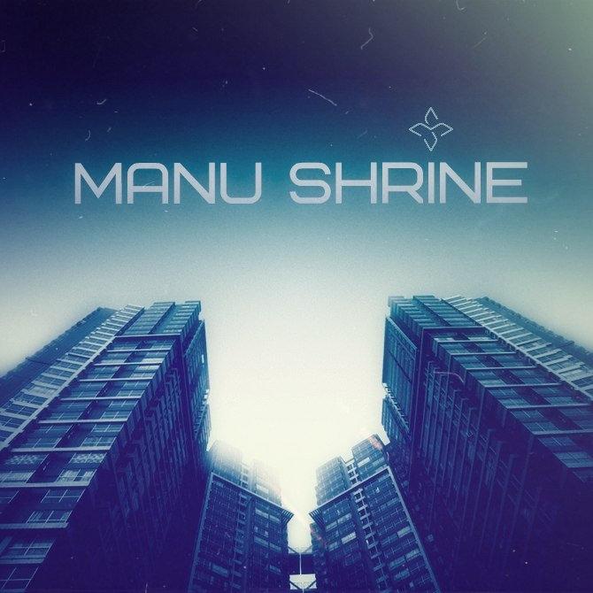 Manu Shrine - Blame Us artwork