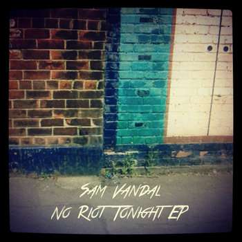 No Riot Tonight EP cover art