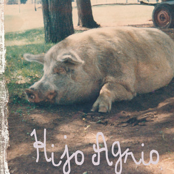 Hijo Agrio - EP cover art