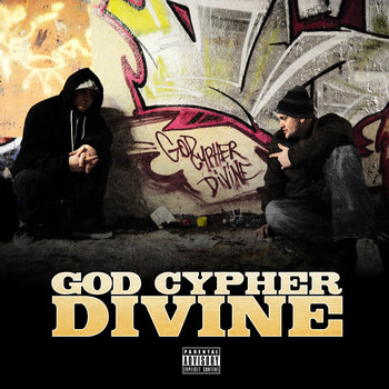 God Cypher Divine cover art