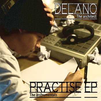 Practise EP Vol1 cover art