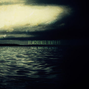 Blackened Waters cover art
