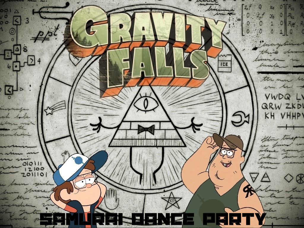 illuminati gravity falls - photo #14