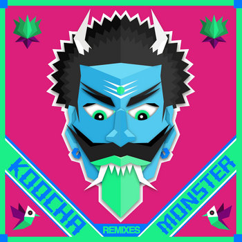 Koocha Monster Remix EP cover art