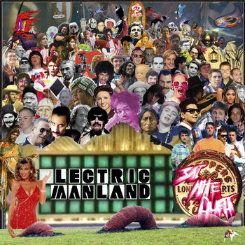 Electric Manland cover art